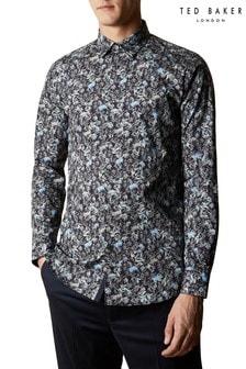 Ted Baker Toobig Floral Print Shirt