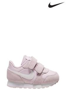Nike Lilac/White MD Runner Infant Trainers
