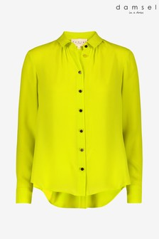 חולצה של Damsel In A Dress דגם Annah בירוק