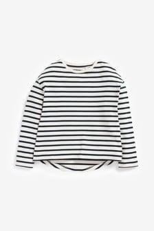 Breton Stripe Top (3-16yrs)