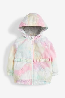 Ombre Tie Dye Cagoule (3mths-6yrs)