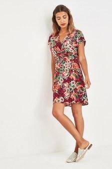 ece66aabf03 Wrap Dresses For Women | Wrap Around Dress | Next Ireland