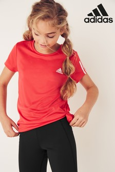 adidas Pink Training T-Shirt