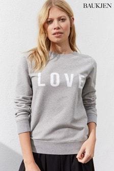 Baukjen Grey Marte Sweatshirt