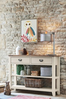 Huxley Painted Storage Console