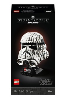 LEGO 75276 Star Wars Stormtrooper Helmet Display Set