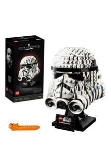 LEGO 75276 Star Wars Stormtrooper Helmet Display Set