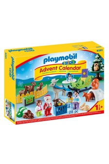 Playmobil® 9391 1.2.3 Advent Calendar - Christmas In The Forest