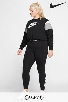 Nike Curve Black High Waist NSW Leggings