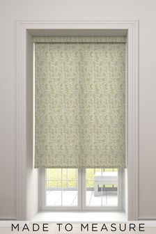 Wisley Pale Green Made To Measure Roller Blind