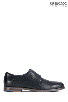 Geox Men's Bayle Black Shoes