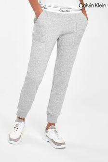 Calvin Klein Grey Modern Cotton Joggers