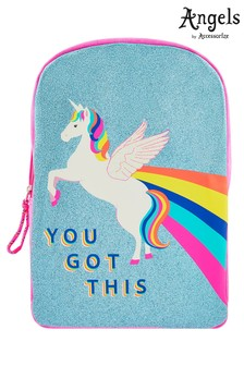 Angels by Accessorize Multi You Got This Retro Unicorn Backpack