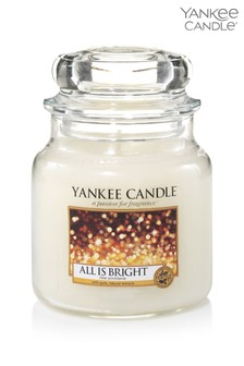 Yankee Candle Classic Medium All Bright Candle