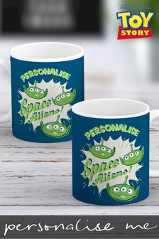 Disney™ Toy Story Personalised Aliens Mug