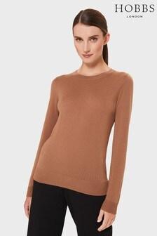 Hobbs Beige Penny Sweater