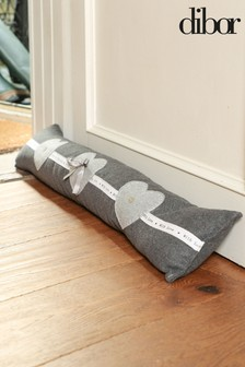 Dibor Made With Love Draught Excluder