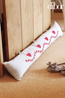 Dibor Country Heart Draught Excluder