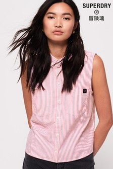 Superdry Makayla Stripe Shirt