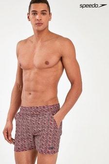 Speedo® Vintage Water Shorts