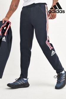 Tmavomodré tepláky adidas Z.N.E