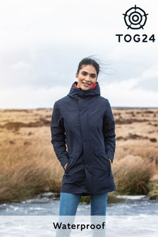Tog 24 Womens Blue Skipsea Waterproof Jacket
