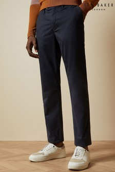 Ted Baker Blue Sincere Slim Fit Chinos