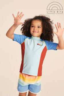 Little Bird Unisex Colourblock Rash Vest