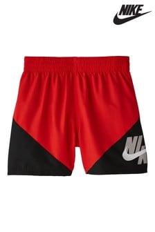"Nike Colourblock 4"" Volley Swim Shorts"