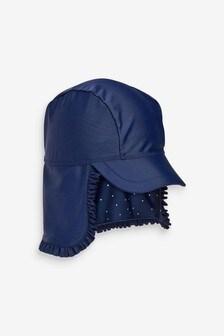 Ruffle Swim Legionnaire's Hat (3mths-10yrs)