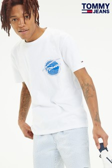 Tommy Jeans Back Graphic T-Shirt