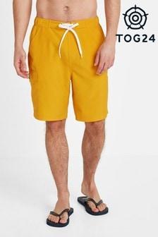 Tog 24 Yellow Payne Mens Board Shorts