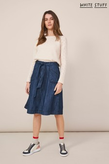 White Stuff Denim Camilla Denim Skirt
