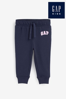 Gap Girls Blue Heritage Joggers