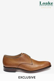 Loake Plain Derby