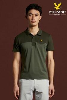 Lyle & Scott Golf Kielder Polo