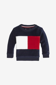 Tommy Hilfiger Baby Colourblock Sweatshirt