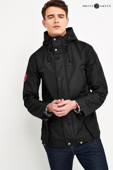 Pretty Green Like-Minded Parka
