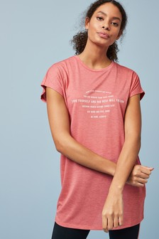 Graphic Sports T-Shirt