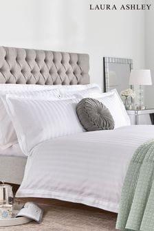 Laura Ashley Shalford Duvet Cover And Pillowcase Set