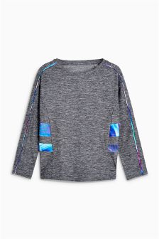 SPORT Long Sleeve Top (3-16yrs)