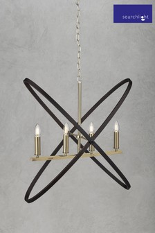 Eternity 4 Light Pendant by Searchlight