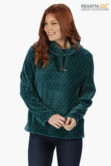 Regatta Haniska High Pile Diamond Overhead Fleece