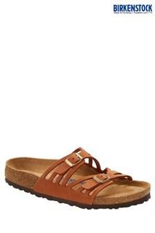 Birkenstock Pecan Granada Sandals