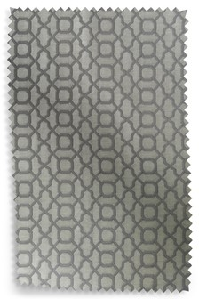 Woven Geo Jacquard Fabric Sample