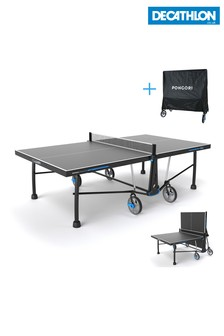 Decathlon Outdoor Table Tennis Table Ppt 930 With Cover Pongori