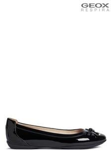 Geox Women's Charlene Black Shoes