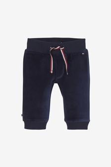 Tommy Hilfiger Baby Velour Sweatpant