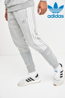 adidas Originals Grey Outline Joggers