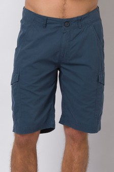 Animal Indigo Blue Alantas Walk Shorts